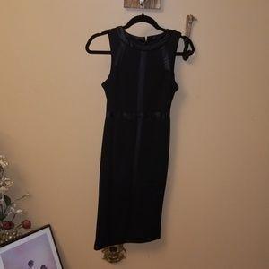Black KK dress